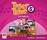 Tiger Time 5: 4 Class Audio-CDs