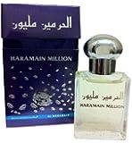 "Essenza di fiori ""Haramain milioni"" olio profumato 15ml con miscela di lavanda, Ylang Ylang e muschio bianco"