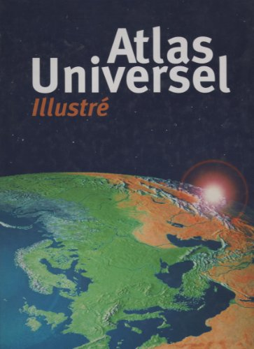Atlas universel illustré par Falk (Editions)