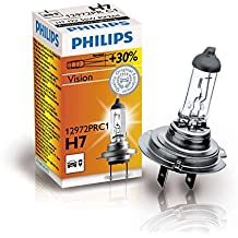 Ring Automotive P12972PR - Bombillas halógenas para faros delanteros (12 V, 55 W, H7 Philips)