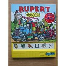 Rupert Noisy Book