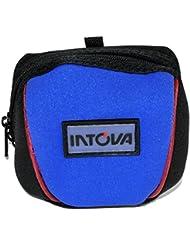 Intova SP1-CB estuche para cámara fotográfica - Funda (Pocuh, NOVA HD Sport HD EDGE Sport HD II, Neopreno, 10 cm, 8 cm, 7 cm) Azul