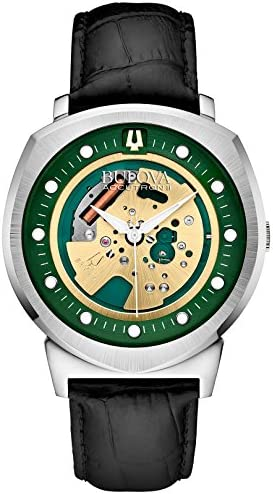 Bulova 96A155 Accutron II UHF Mens Watch