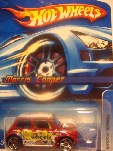 Hot Wheels Mini Cooper European Interior Style Veloo Racer Pr5 #165 Scale 1/64 Collector by Hot Wheels
