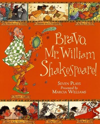 Bravo, Mr. William Shakespeare! par Marcia Williams