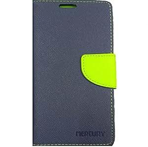 Mercury Goospery Flip Cover For Samsung Galaxy Tab S 8.4 LTE - Blue