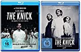 The Knick - Staffel 1+2 [Blu-ray]