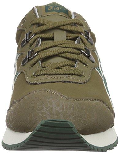 ASICS X-Caliber, Baskets Basses Adulte Mixte Vert (green 8680)