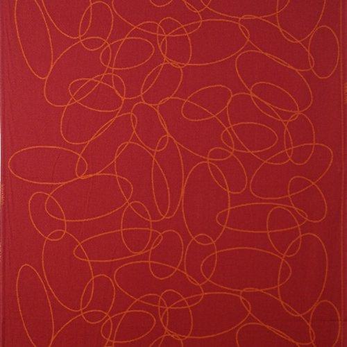 Didymos Tragetuch 461002, Modell Ellipsen rubin-mandarine - 2