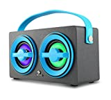 Zebronics PK Bluetooth Speakers (Blue)