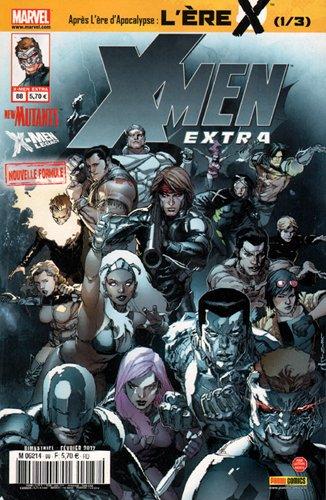 X-men Extra, N° 88 : L'ère