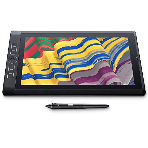 WACOM DTH-W1320H-UK Mobilestudio Pro 13 512GB Englisch Tablet-PC (Intel Core i7-4510u, 16GB RAM, Iris Graphics 550HD, 33,78 cm (13,3 Zoll)) schwarz