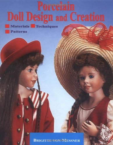 Porcelain Doll Design & Creation (Chicago Bears-puppe)