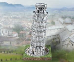 """aue-verlag 20x 20x 37cm Kit de modelo """"Torre inclinada de Pisa"""
