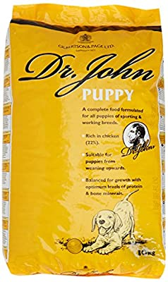 Gilbertson & Page Dr John Puppy 10kg from Gilbertson & Page