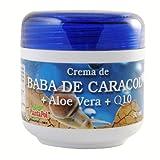 Crema Baba de Caracol+ Aloe Vera+ Q10