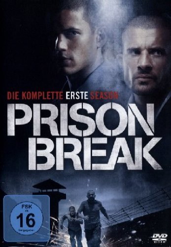 Prison Break - Die komplette Season 1 [6 DVDs]