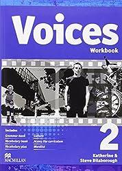 Voices 2 Workbook + CD