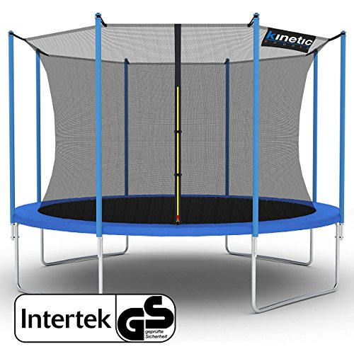 Kinetic Sports Gartentrampolin Ø 490 cm - 2