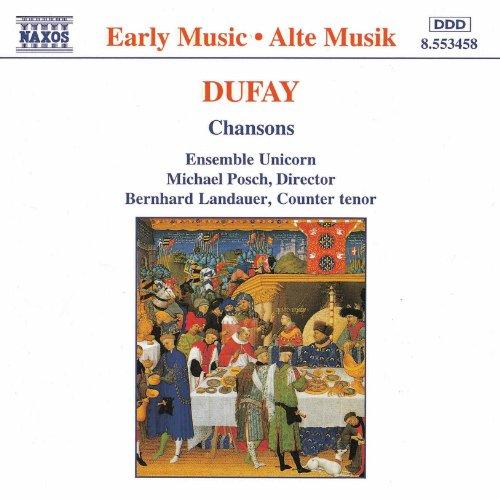 Dufay: Chansons