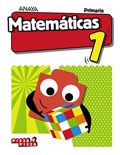 Matemáticas 1. Pieza a Pieza
