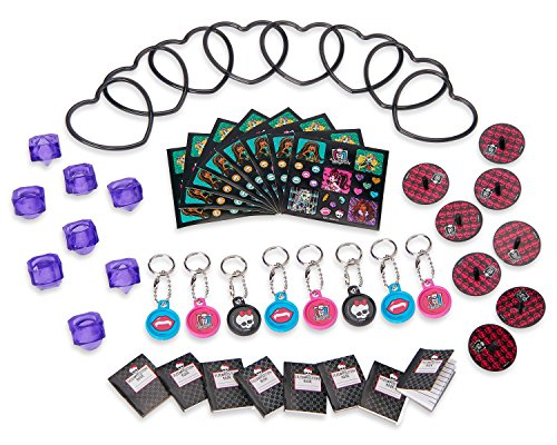Monster High 48 teiliges Partyset -Geschenkset (Monsters Inc Party)