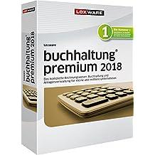 Lexware buchhaltung 2018 premium-Version Minibox (Jahreslizenz) / Einfache Buchhaltungs-Software für Freiberufler, Handwerker, kleine & mittlere Unternehmen / Kompatibel mit Windows 7 oder aktueller