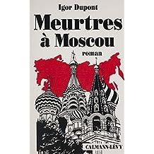 Meurtres à Moscou
