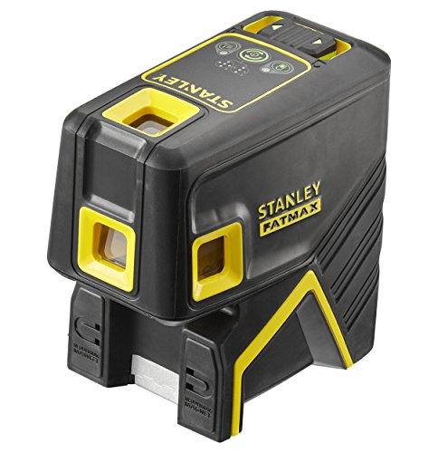 STANLEY FMHT1-77437 - 5-Punkt-Laserniveau, grün, 45 m Reichweite