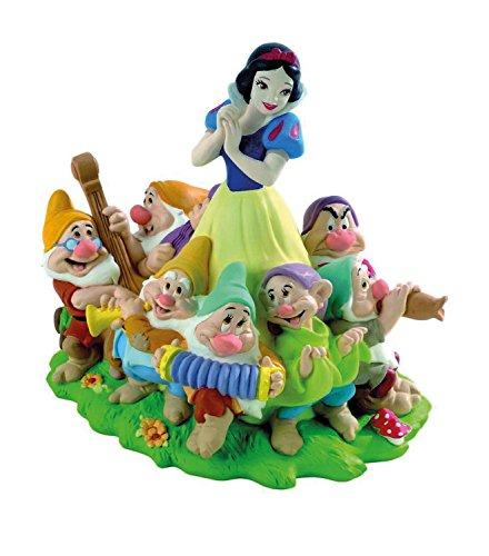 Königin Die Disney Böse (Bullyland 12248 - Spardose - Walt Disney Schneewittchen mit Zwergen, ca. 20)