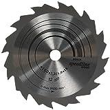 Robert Bosch Professional Kreissägeblatt Speedline Wood 160x16x2,2 12Z 2608640784