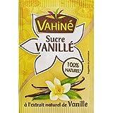 Vahiné sucre vanillé lot de 10 sachets de 7,5g soit 75g Envoi Rapide Et Soignée ( Prix Par Unité )