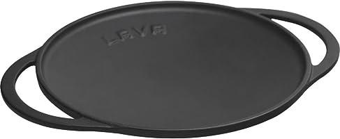 Lava Metal 8680215492412 Sac Tavası, Siyah