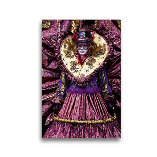 Calvendo Premium Textil-Leinwand 30 cm x 45