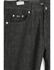 Hugo Boss - Jeans - Homme noir Schwarz Denim