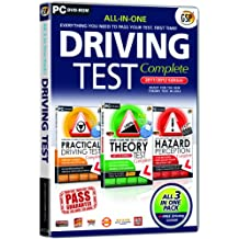 All-In-One Driving Test Complete 2011/2012 Edition (PC)