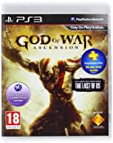 Cheapest God of War: Ascension (Pre-order: Mythological Heroes Multiplayer Armour Pack) on PlayStation 3