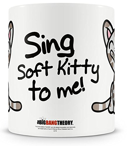 TLM The Big Bang Theory - Sing Soft Kitty to me (Big Penny Katze Bang Kostüm)