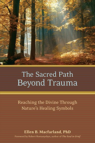 The Sacred Path Beyond Trauma: Reaching the Divine Through Nature's Healing Symbols (Der Heilung Symbol)