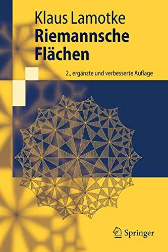 Riemannsche Flächen (Springer-Lehrbuch)