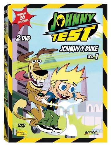 Johnny Test 1 -Pack 2dvd [DVD] (2011) Varios