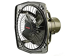 Usha Turbo DBB 230 mm 4 Blades Exhaust Fan (Metallic Grey)