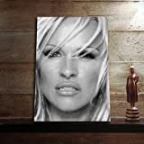 Seasons PAMELA ANDERSON - Original Art Keyring #js003