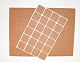 #5: Felt Self Adhesive Rug Felt Pads Protectors Anti Slip Furniture Feet Pads