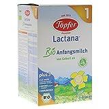 Toepfer Lactana Bio 1, Pulver, 600 g