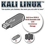 Kali Linux 2018.3 auf 16 GB USB mit 12 GB Persistenzvolumen für Penetrationstests