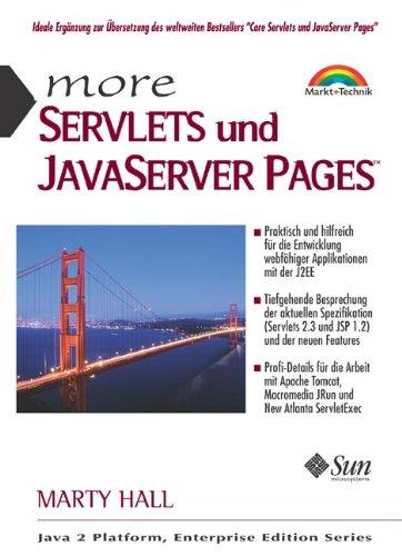 More Servlets und JavaServer Pages