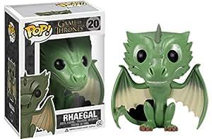 Game of Thrones POP! Figura in vinile Rhaegal 10 cm Funko