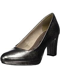 b52c63f2b9a7 Suchergebnis auf Amazon.de für  Silber - Pumps   Damen  Schuhe ...