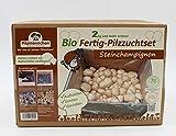 Bio Steinchampignon Pilzzuchtset - kinderleicht eigene Pilze züchten